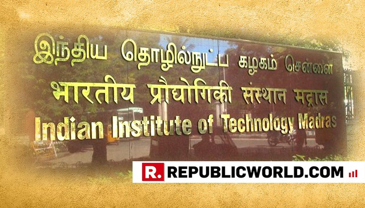 IIT-M STUDENTS ALLEGE HARASSMENT BY VIGILANCE OFFICERS, DEAN DENIES CHARGES