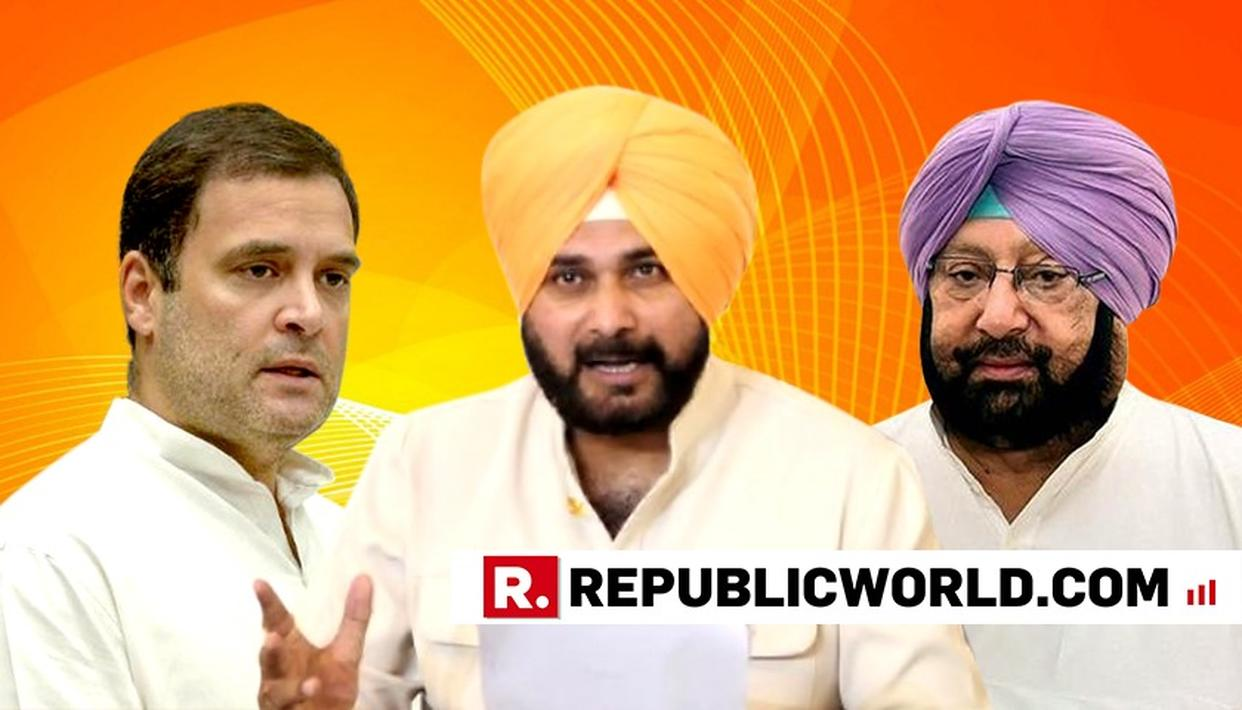 'DON'T DISCUSS SIDHU', SAYS CONGRESS LEADERSHIP TO PUNJAB CABINET: SOURCES