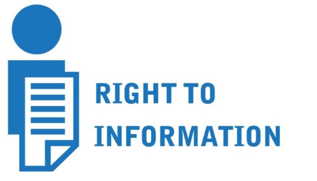 CITIZENS OF MAHARASHTRA CAN NOW INSPECT GOVERNMENT RECORDS UNDER RTI