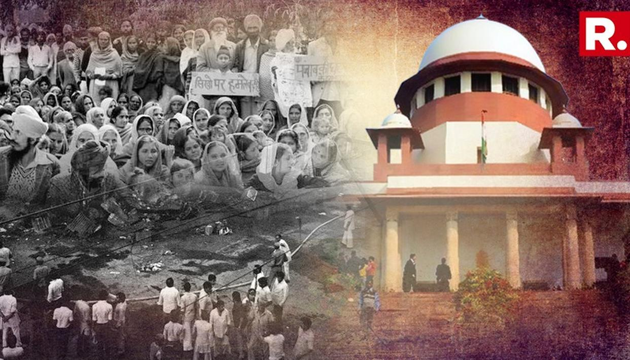 2-MEMBER SIT TO REOPEN 1984 ANTI-SIKH RIOTS CASE GETS SC NOD