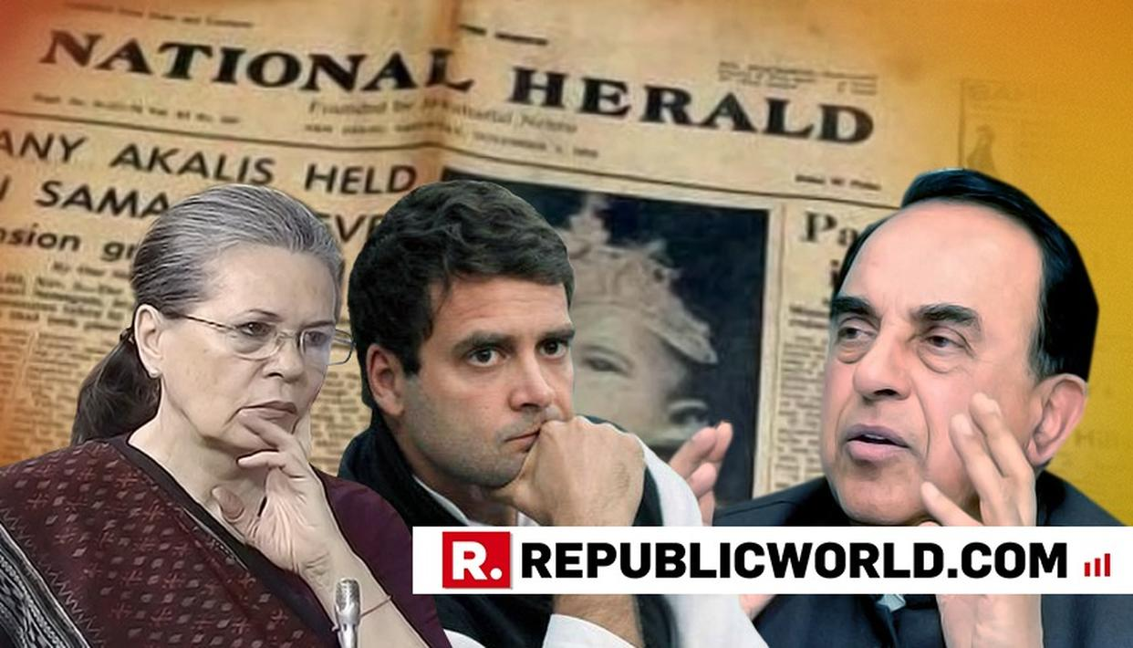 SUPREME COURT TO HEAR  ARGUMENTS ON NATIONAL HERALD CASE. LIVE UPDATES HERE