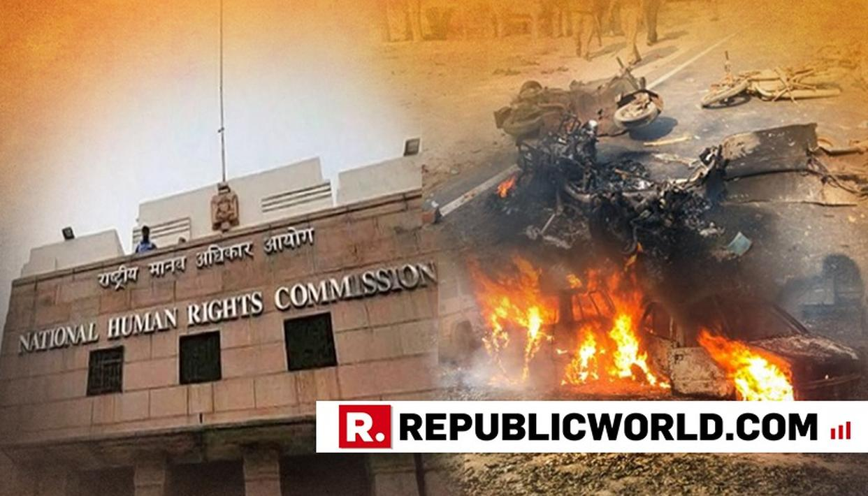 NHRC NOTICES TO UP GOVERNMENT, DGP OVER KILLING OF POLICE INSPECTOR, YOUTH IN BULANDSHAHR MOB VIOLENCE