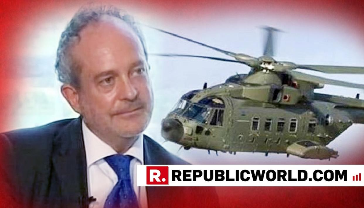 SUPER SCOOP: CHRISTIAN MICHEL TO BE EXTRADITED TO INDIA TONIGHT