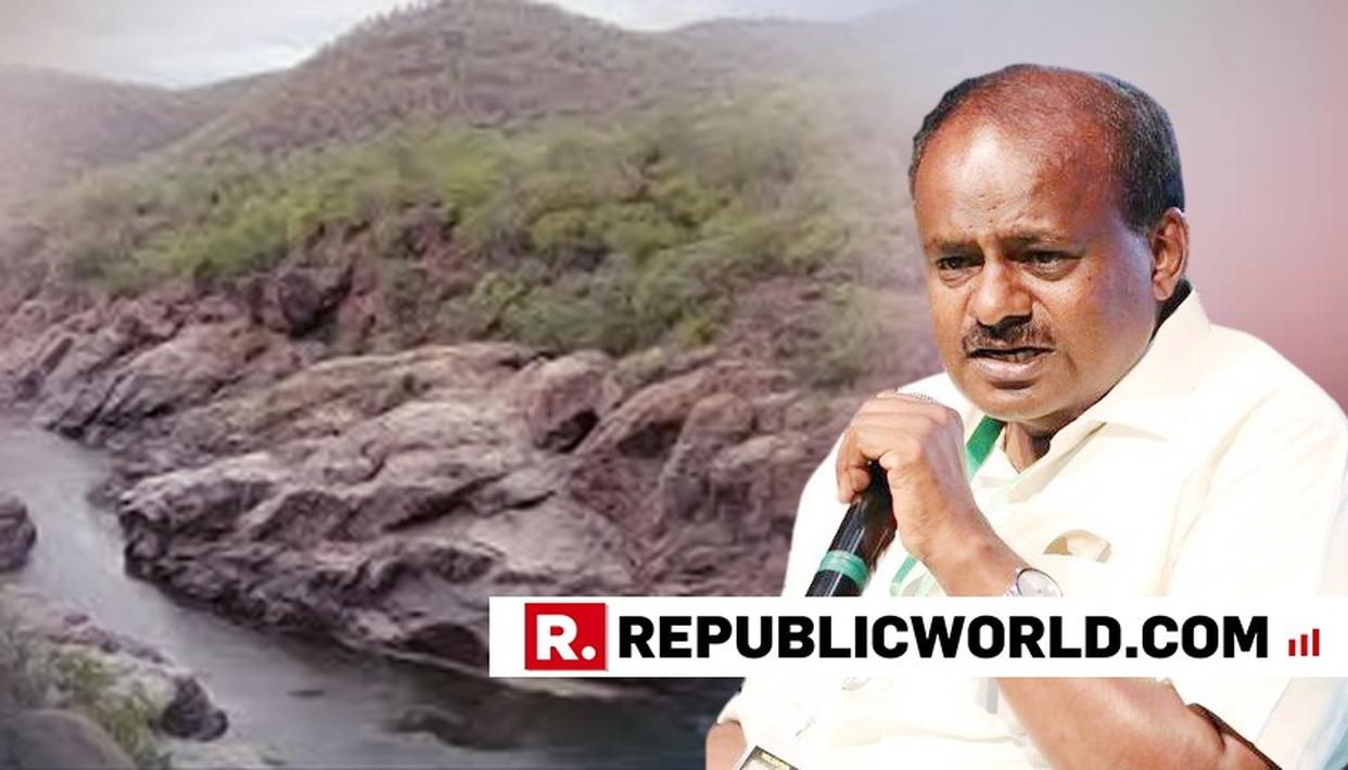 KUMARASWAMY ASKS MP'S TO STAND UNITED AGAINST TAMIL NADU OPPOSITION MEKEDATU