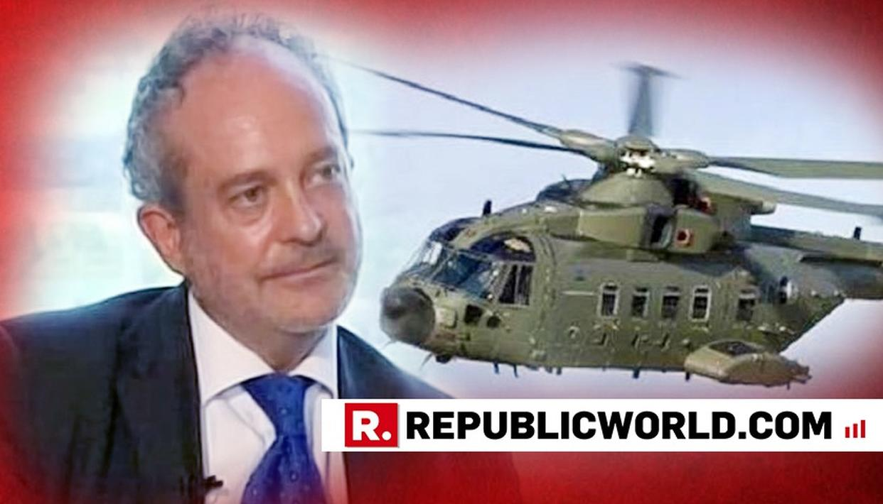AgustaWestland CASE: REPUBLIC TV ACCESSES CHRISTIAN MICHEL'S DUBAI FILES