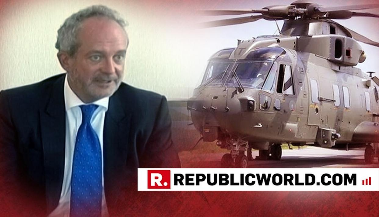 EXCL: FIRST PICTURE OF INDIA-BOUND CHRISTIAN MICHEL