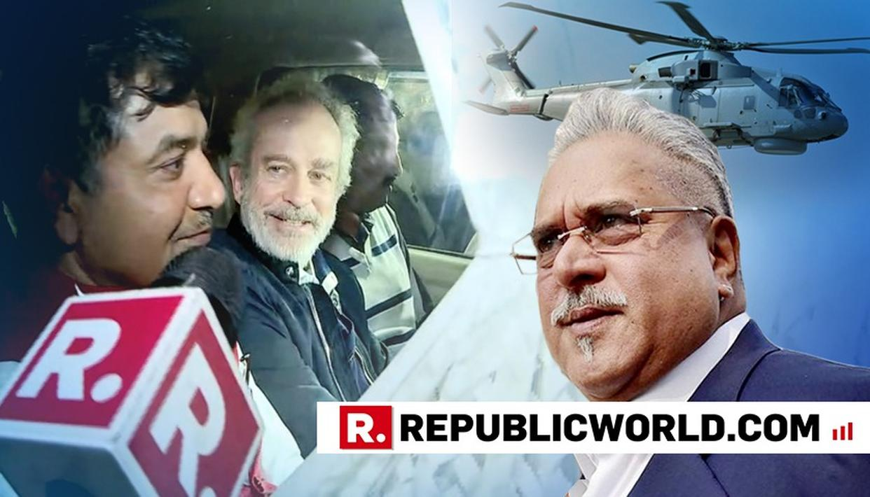 SPOOKED BY CHRISTIAN MICHEL'S EXTRADITION, A RATTLED VIJAY MALLYA PLEADS WITH INDIA