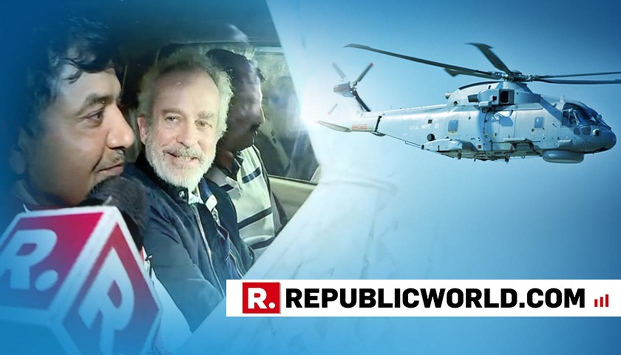 'FAMILY' CLINCHERS WITH WITH CHRISTIAN MICHEL WILL BE INTERROGATED ACCESSED