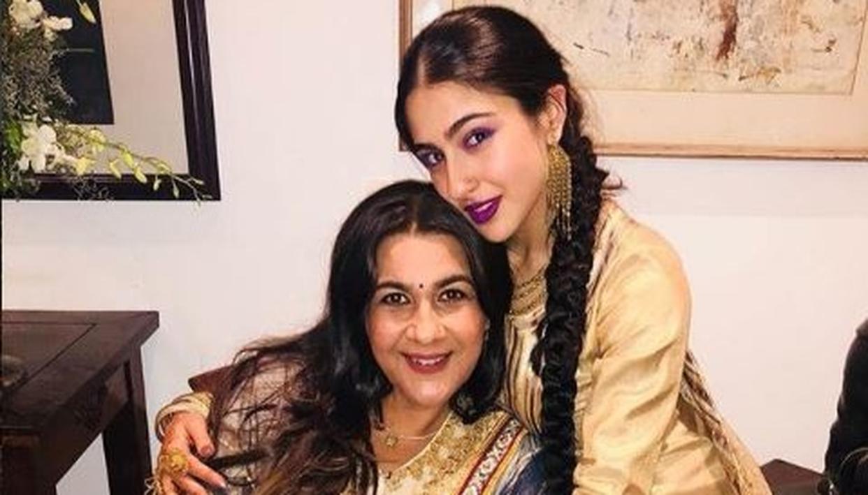 किसी स्टार की संतान नहीं, बल्कि मम्मी की बेटी के रूप में जानी जाऊं : सारा अली खान