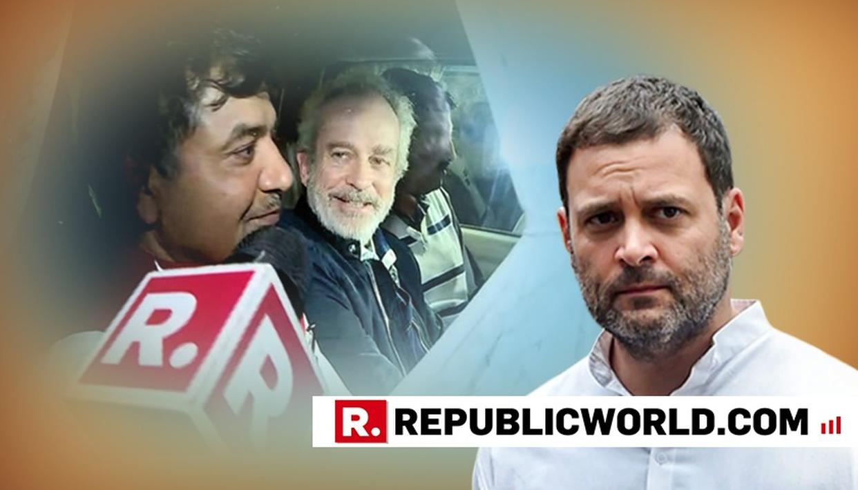 WATCH: RAHUL GANDHI's FIRST REACTION TO CHRISTIAN MICHEL'S EXTRADITION