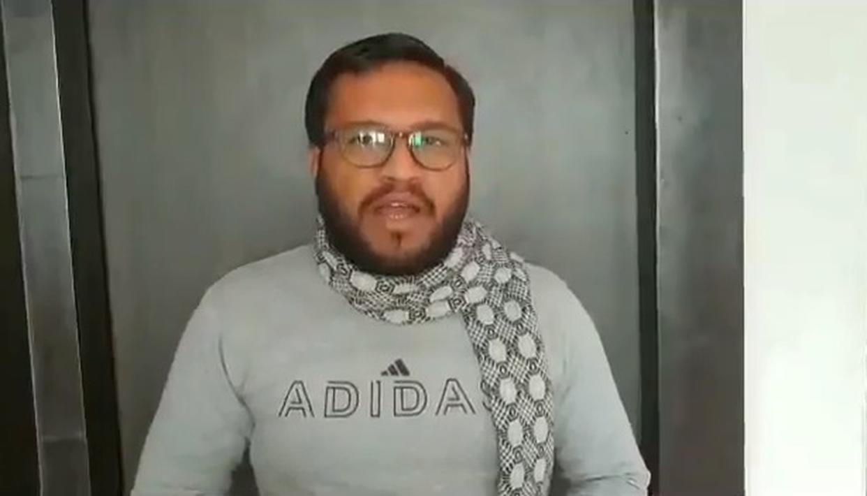 बुलंदशहर हिंसा : घटना के मुख्य आरोपी योगेश के बाद दूसरे आरोपी का वीडियो वायरल
