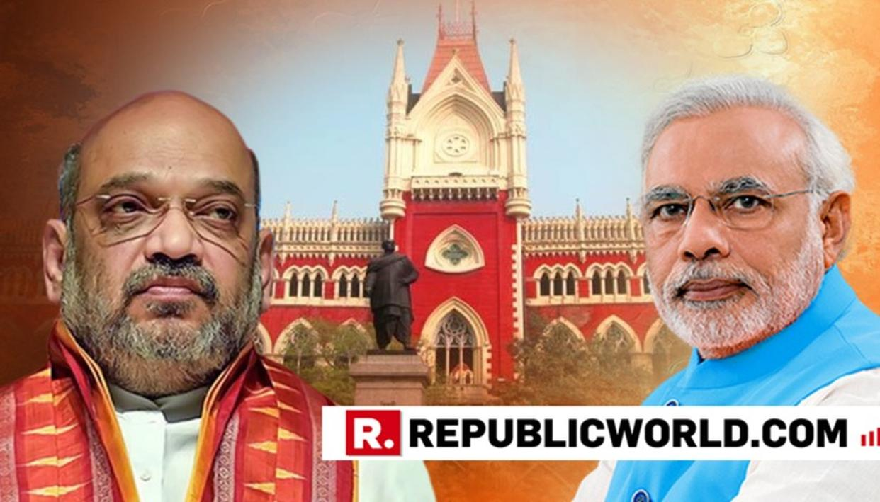 SETBACK FOR BJP AS CALCUTTA HIGH COURT DENIES PERMISSION TO PARTY TO HOLD RATH YATRA IN WEST BENGAL