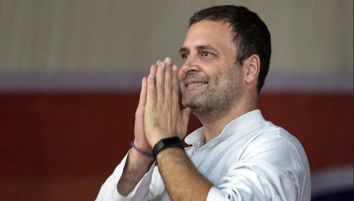 RAHUL GANDHI WRITES OPEN LETTER TO INDIA'S STUDENTS, CONGRESS DECLARES ITSELF THEIR CHAMPION