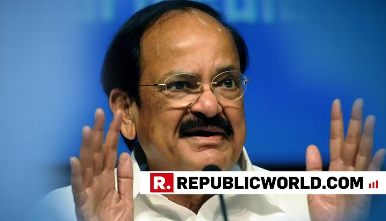 PROMOTE INDIGENOUS MANUFACTURING OF MEDICAL EQUIPMENT TO MAKE TREATMENT AFFORDABLE FOR ALL: NAIDU