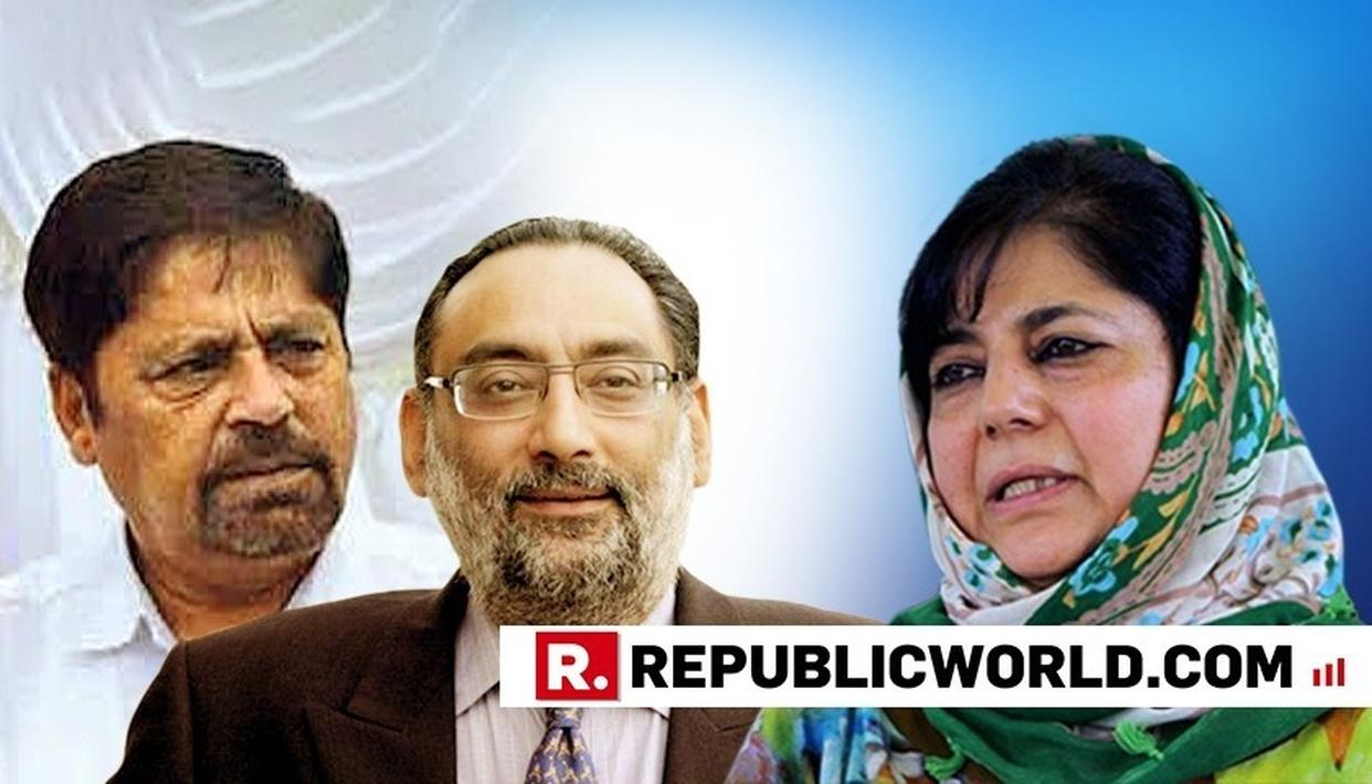 AFTER HASEEB DRABU, ABID HUSSAIN ANSARI QUITS PDP