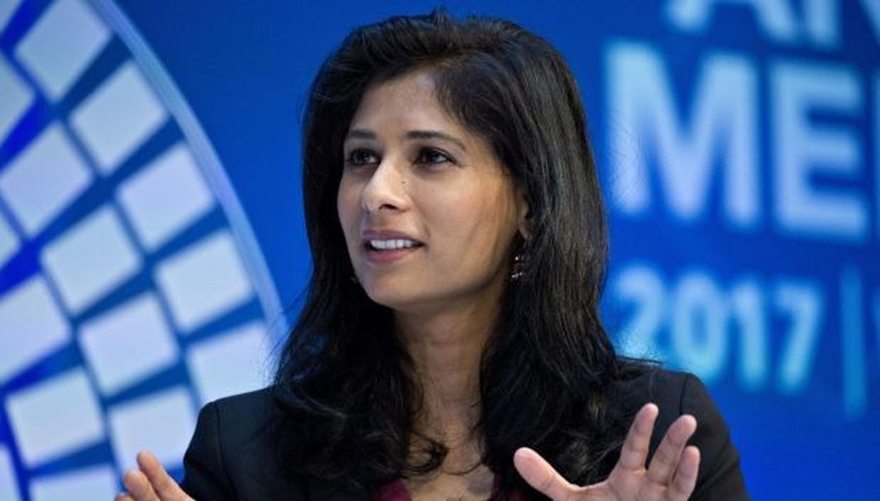 HOW GITA GOPINATH HELPED CURRENT IMF CHIEF ECONOMIST DECADES AGO