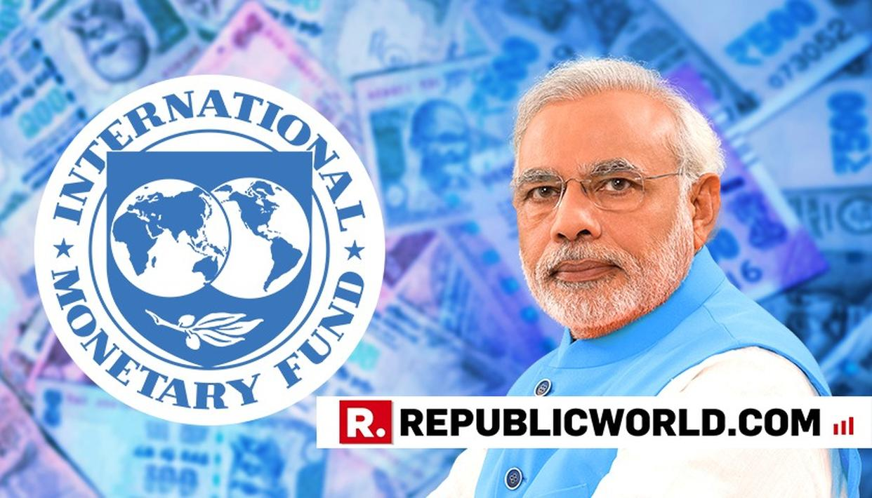 """""""INDIA'S GROWTH OVER 4 YEARS VERY SOLID"""", SAYS IMF CHIEF ECONOMIST HAILING MODI GOVERNMENT REFORMS GST AND IBC"""