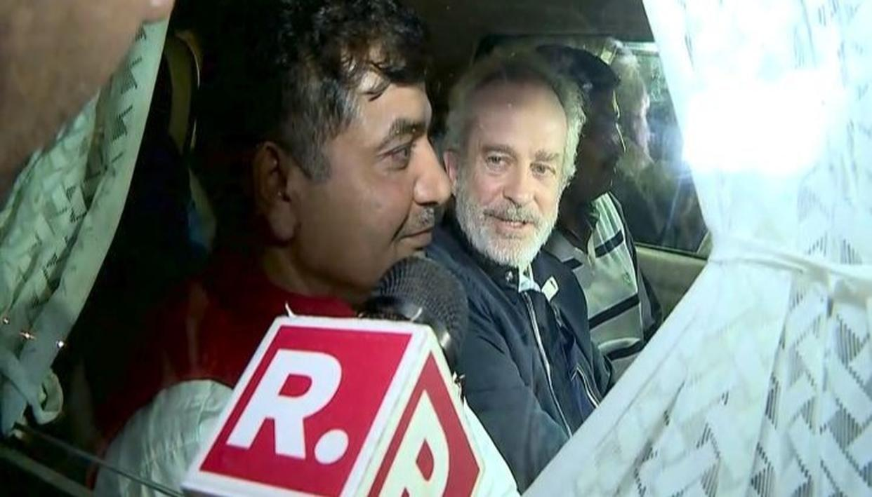 'MICHEL NON-COOPERATIVE, SAYS HE CAN'T READ OR WRITE': SOURCES