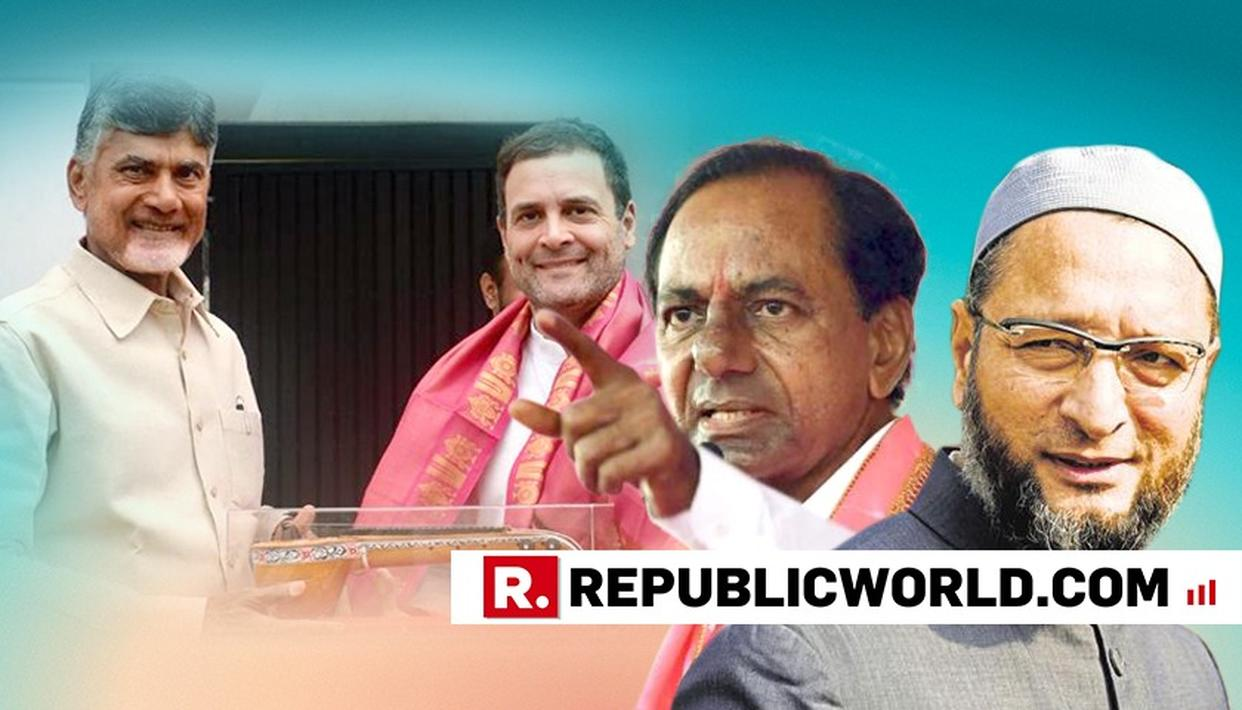 RAHUL GANDHI-NAIDU TO MAKE FIRST MOVE IN TELANGANA