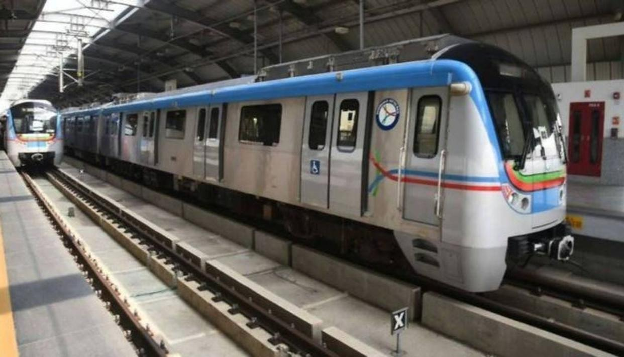 22 'MADE IN INDIA' TRAIN SETS DELIVERED FROM ANDHRA PRADESH TO AUSTRALIA'S SYDNEY METRO