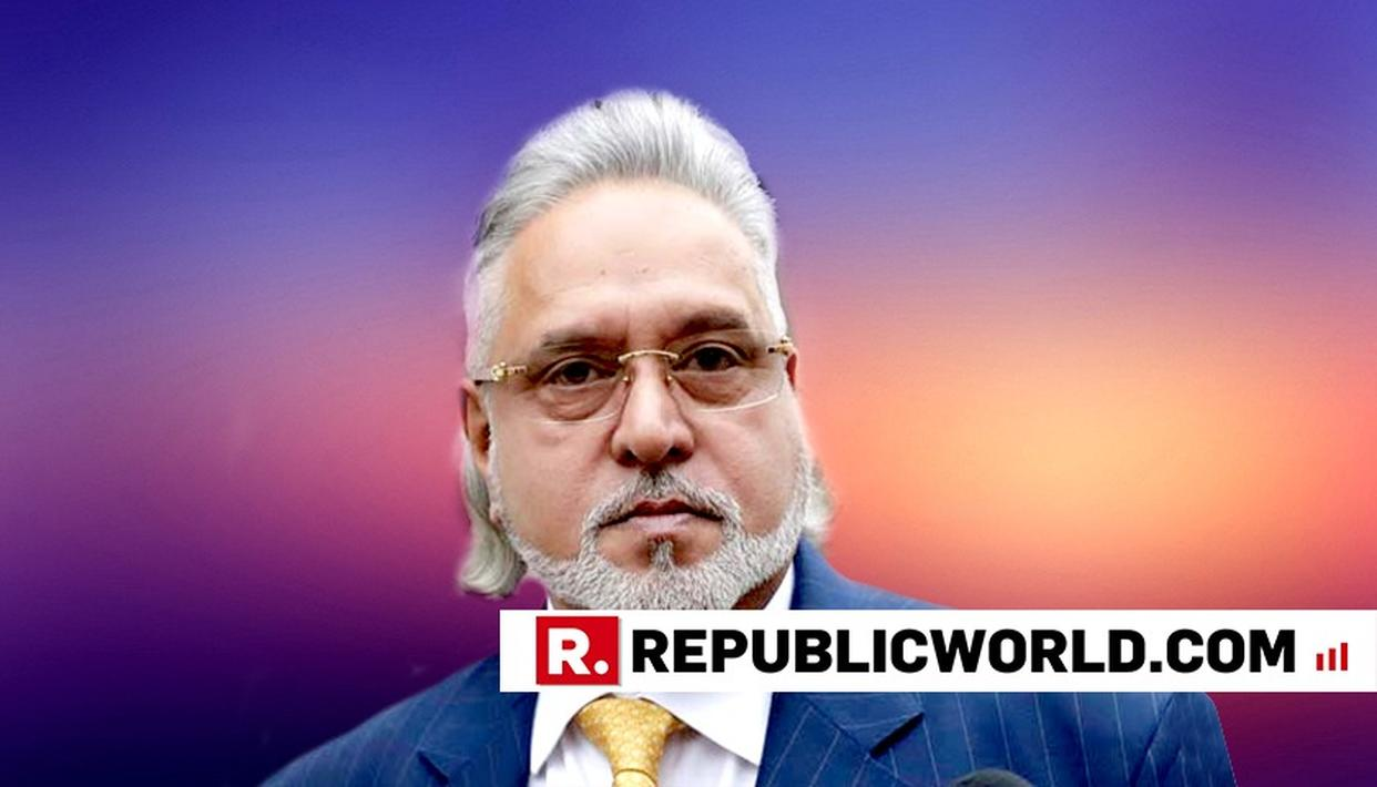 CHRONOLOGY OF MALLYA'S EXTRADITION CASE AND IT'S ORIGIN
