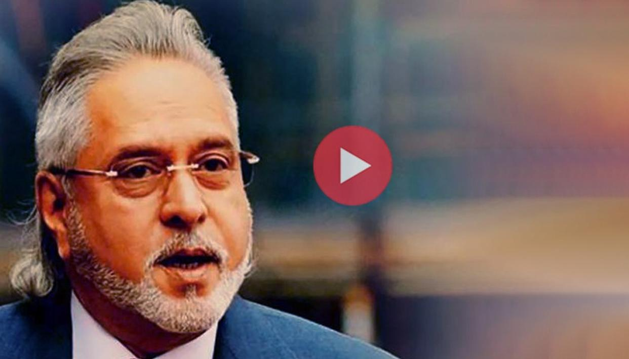 MALLYA'S FIRST STATEMENT AFTER EXTRADITION ORDER