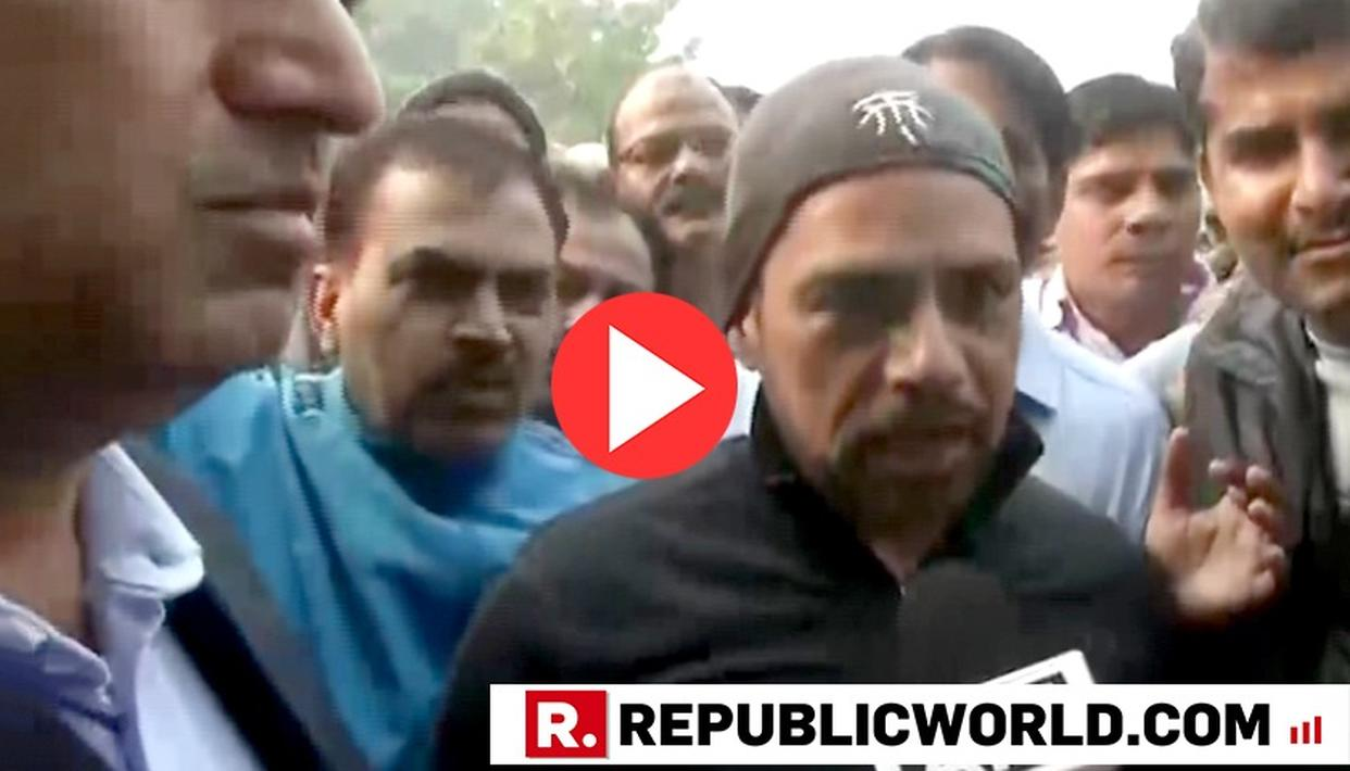 WATCH: ROBERT VADRA SPEAKS AT LENGTH AFTER CONGRESS ELECTION VICTORY, ED RAIDS