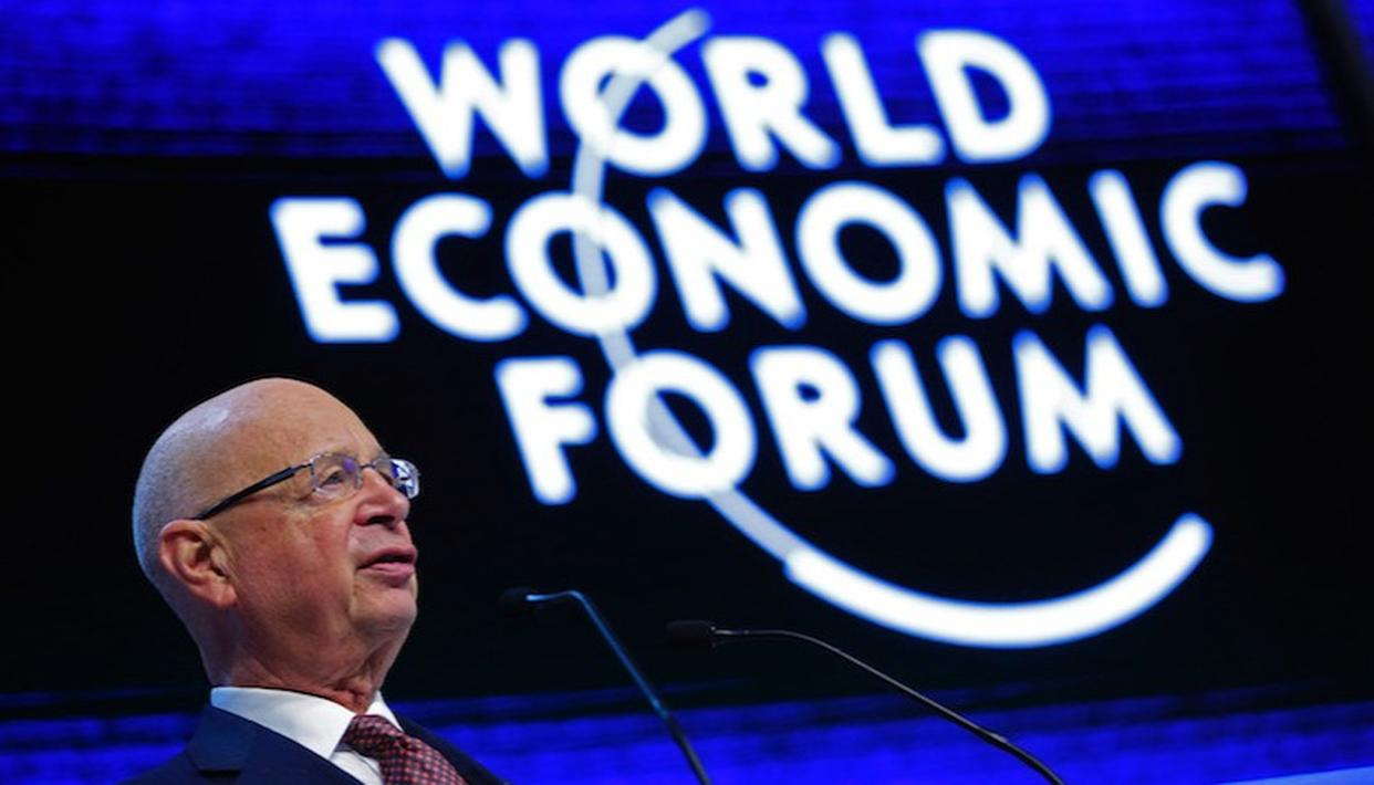 INDIA HAS A POSITIVE OPPORTUNITY IN THIS NEW WORLD: WEF FOUNDER