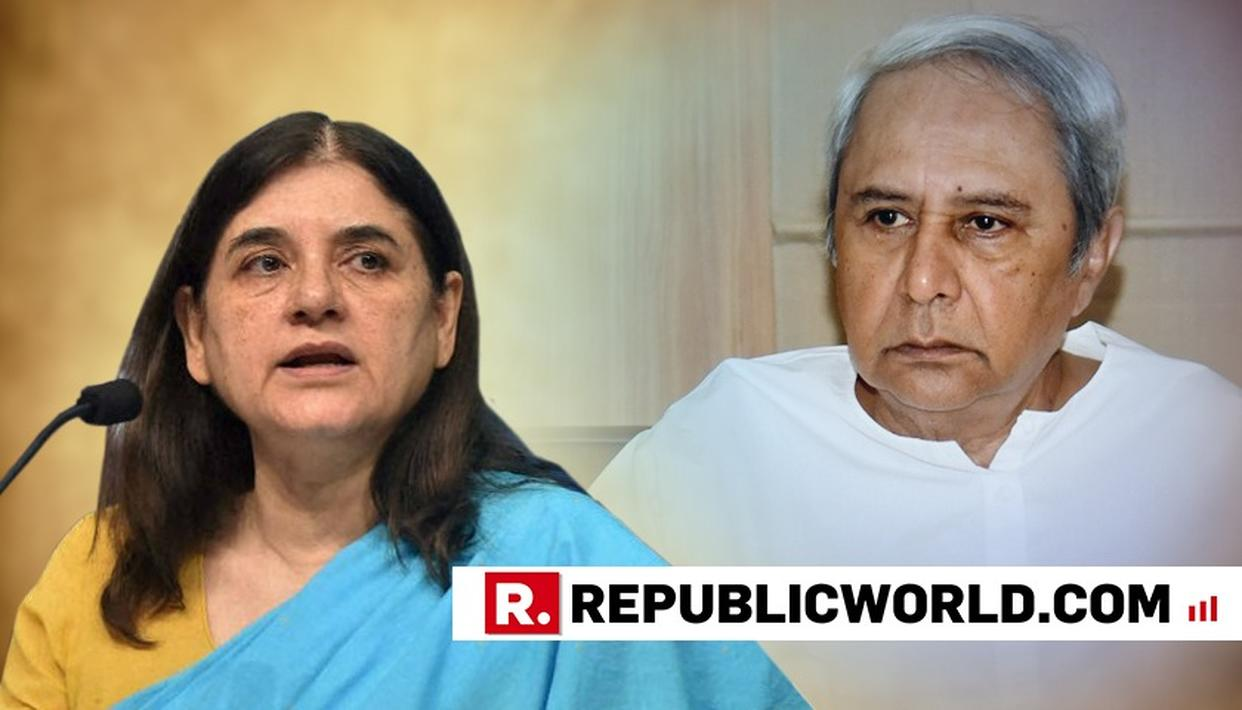 MANEKA GANDHI HITS OUT AT NAVEEN PATNAIK OVER SEXUAL ASSAULT AT ODISHA SHELTER HOME