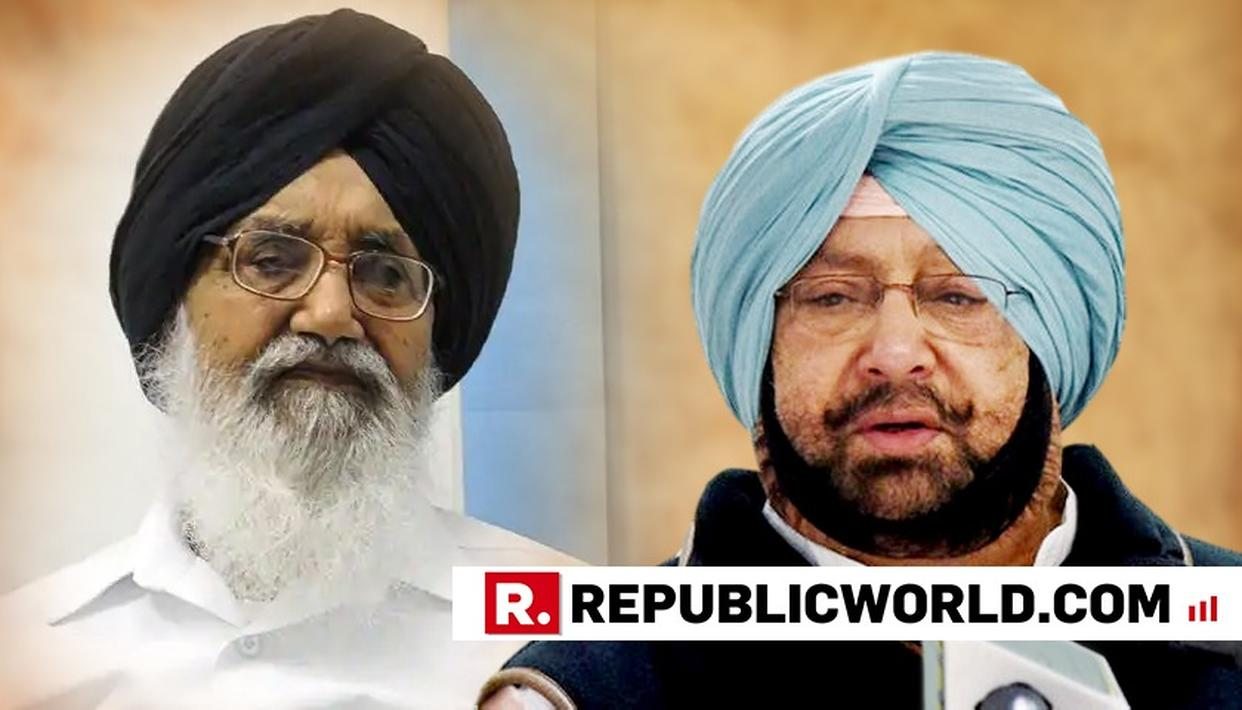 AMARINDER HITS OUT AT BADAL OVER CORRIDOR-SABOTAGE STATEMENT