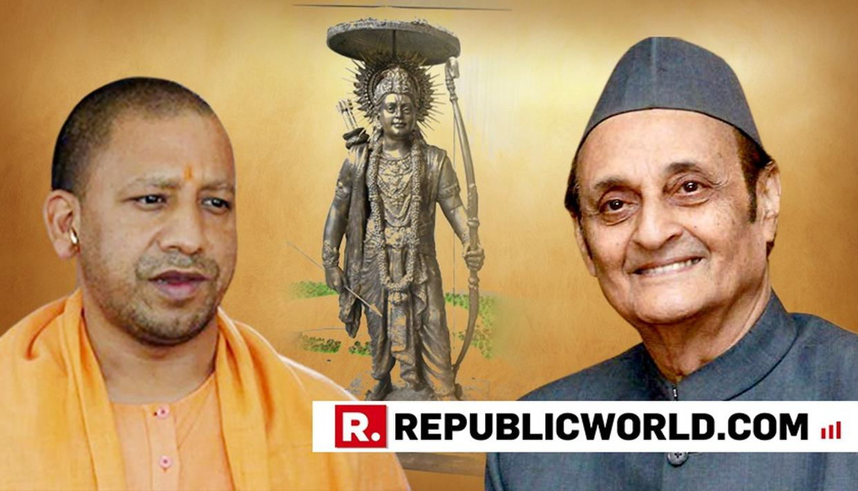HALVE THE SIZE OF LORD RAM STATUE AND CONSTRUCT MATA SITA STATUE NEXT TO IT: CONG TO UP CM