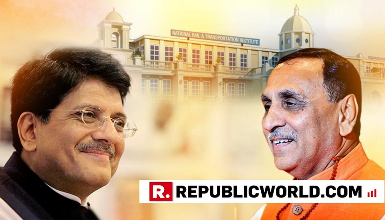 HERE'S ALL YOU NEED TO KNOW ABOUT INDIA'S FIRST RAILWAY UNIVERSITY