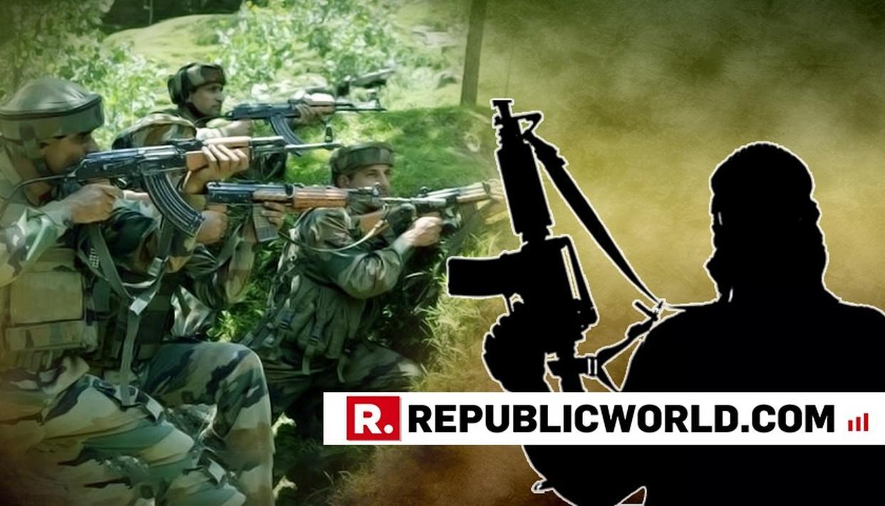 SECURITY FORCES GUN DOWN THREE TERRORISTS