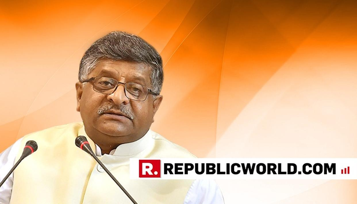 INDIA TO BECOME TRILLION DOLLAR DIGITAL ECONOMY IN COMING YEARS: RS PRASAD