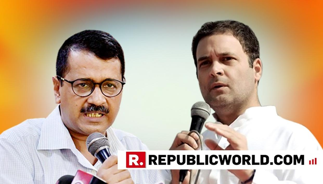 AAP, CONGRESS UNDERSTOOD TO BE IN TOUCH FOR ALLIANCE IN DELHI