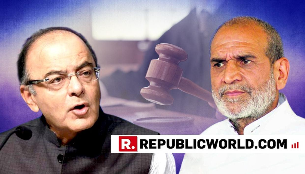 WATCH: AFTER '1984 GENOCIDE SYMBOL' SAJJAN KUMAR'S CONVICTION, ARUN JAITLEY CITES KAMAL NATH'S CM ELEVATION AS EVIDENCE OF 'LIP-SYMPATHY' BY CONGRESS