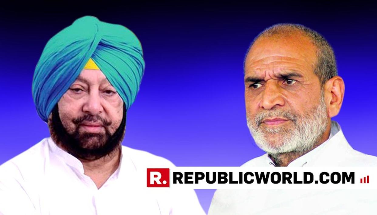 PUNJAB CM CAPTAIN AMARINDER SINGH WELCOMES THE CONVICTION OF SAJJAN KUMAR IN 1984 VERDICT