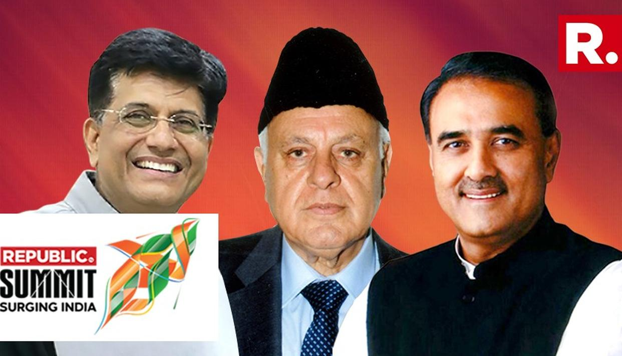 "REPUBLIC SUMMIT 2018 | ""THERE WILL NEVER BE A NATION-WIDE MAHAGATHBANDHAN"", SAYS PRAFUL PATEL TO PIYUSH GOYAL AND DR FAROOQ ABDULLAH"