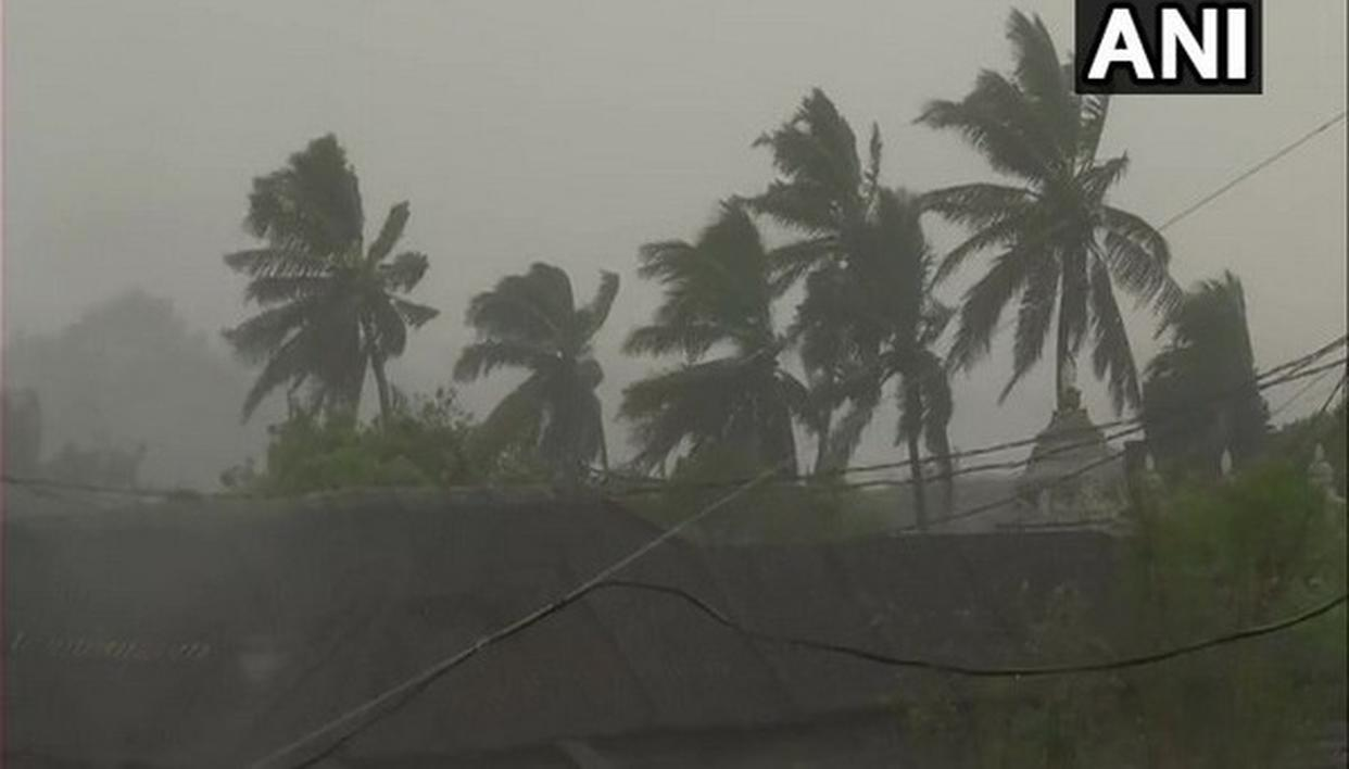 RAIN LASHES ODISHA, MORE IN STORE OVER NEXT 12 HOURS
