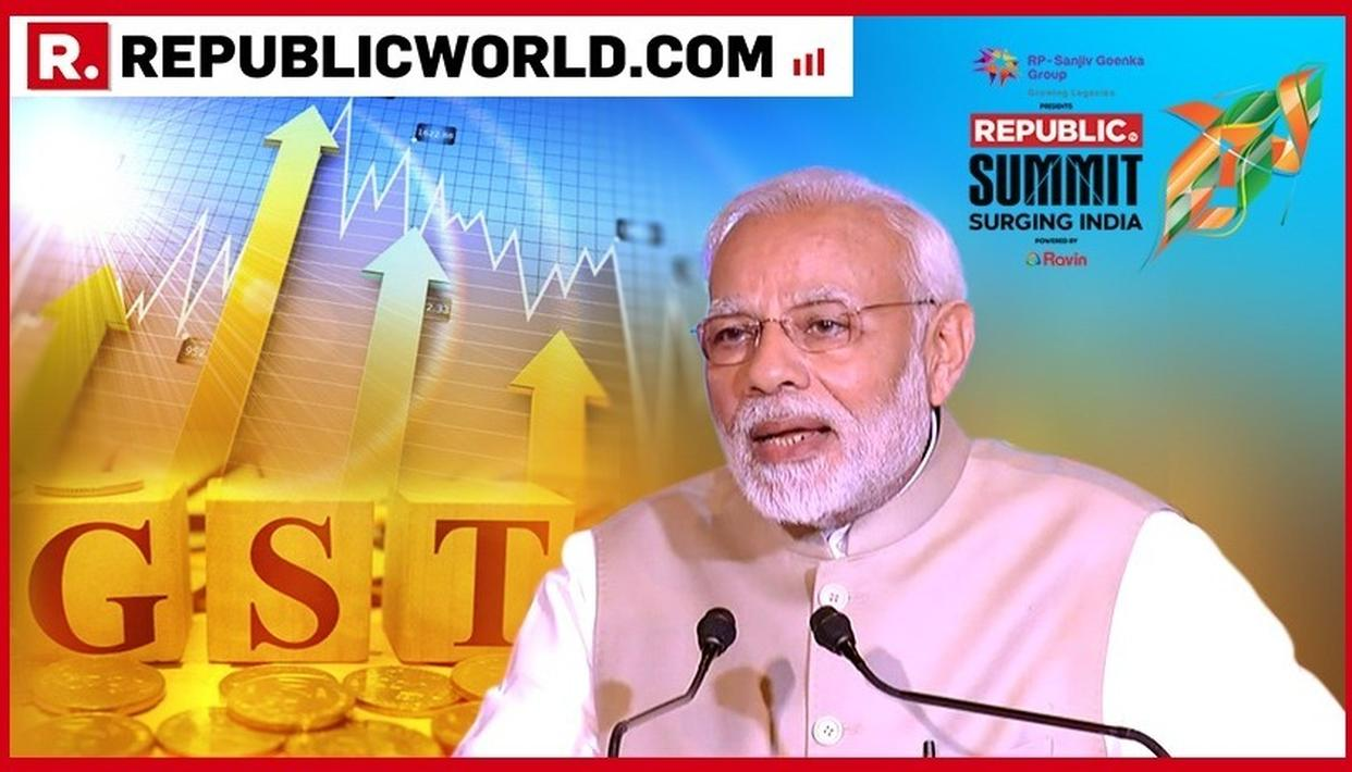 PM'S BIG GST ANNOUNCEMENT A BIG BLOW TO OPPN