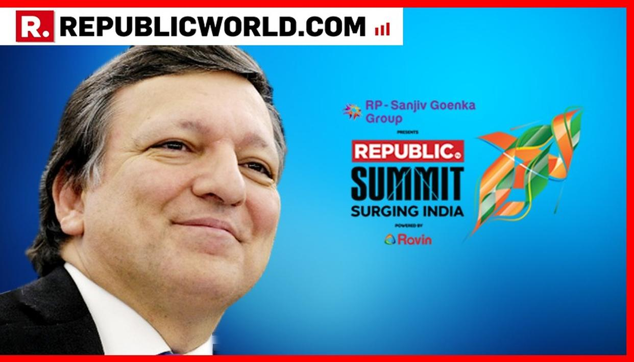 REPUBLIC SUMMIT 2018 | WE ADMIRE THE WORK DONE BY INDIA: JOSÉ MANUEL BARROSO, FORMER EUROPEAN COMMISSION PRESIDENT