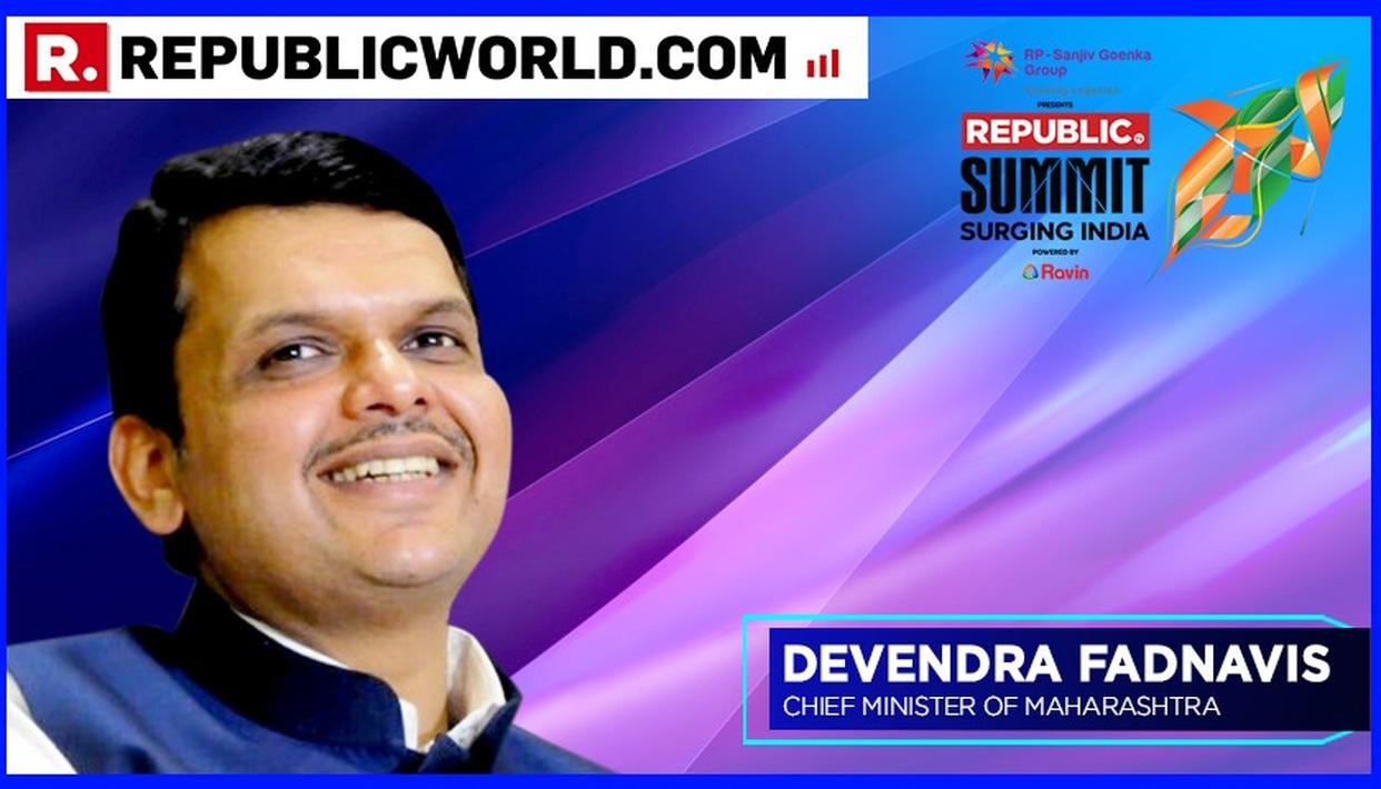 'CONSTITUTION DOESN'T ALLOW RESERVATION ON THE BASIS OF RELIGION' SAYS CM DEVENDRA FADNAVIS ADDRESSING QUOTAS AT REPUBLIC SUMMIT