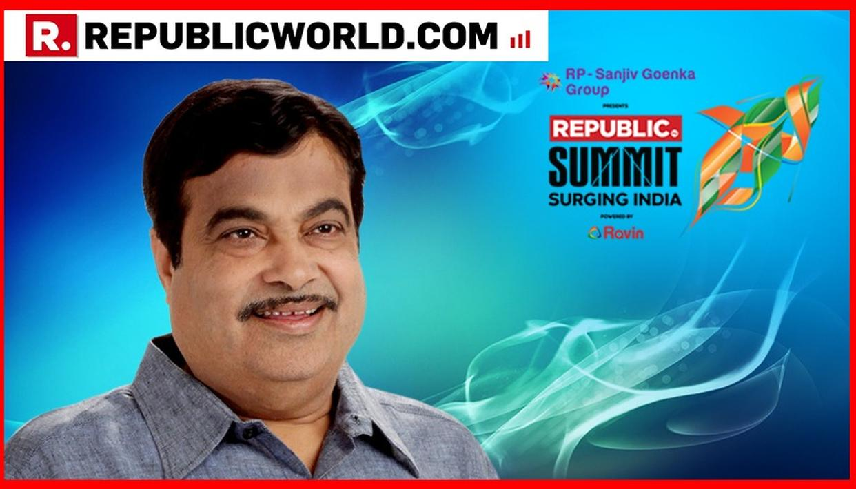 "WATCH: ""THE ALLIANCE OF THE WEAK IS CALLED MAHAGATHBANDHAN,"" SAID NITIN GADKARI ON OPPOSITION, AT THE REPUBLIC SUMMIT"
