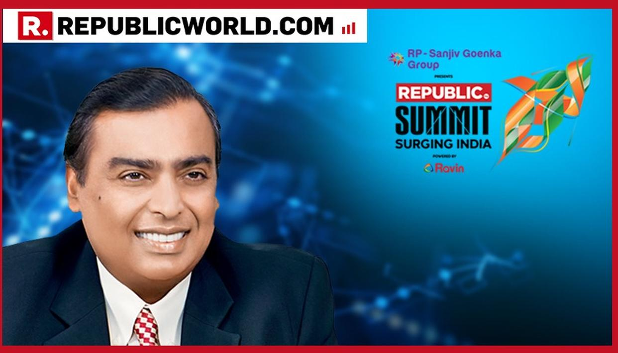 MUKESH AMBANI LISTS 5 AREAS INDIA HAS TO FOCUS ON TO LEAD THE FOURTH INDUSTRIAL REVOLUTION