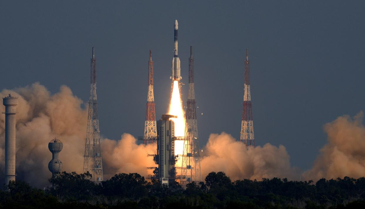 "ISRO'S ""ANGRY BIRD"" PLACED IN ORBIT: HERE'S HOW IT WILL HELP THE INDIAN AIR FORCE"