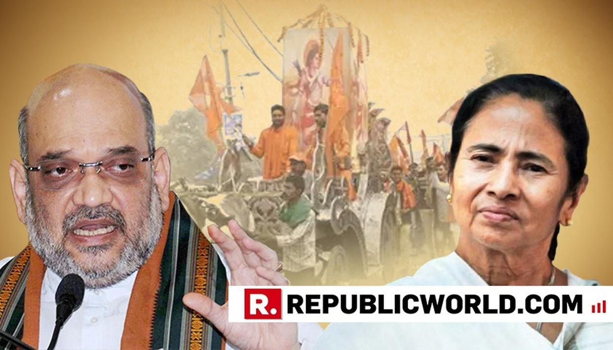 CALCUTTA HC ALLOWS BJP'S RATH YATRA RALLIES, OVERRULES MAMATA GOVERNMENT