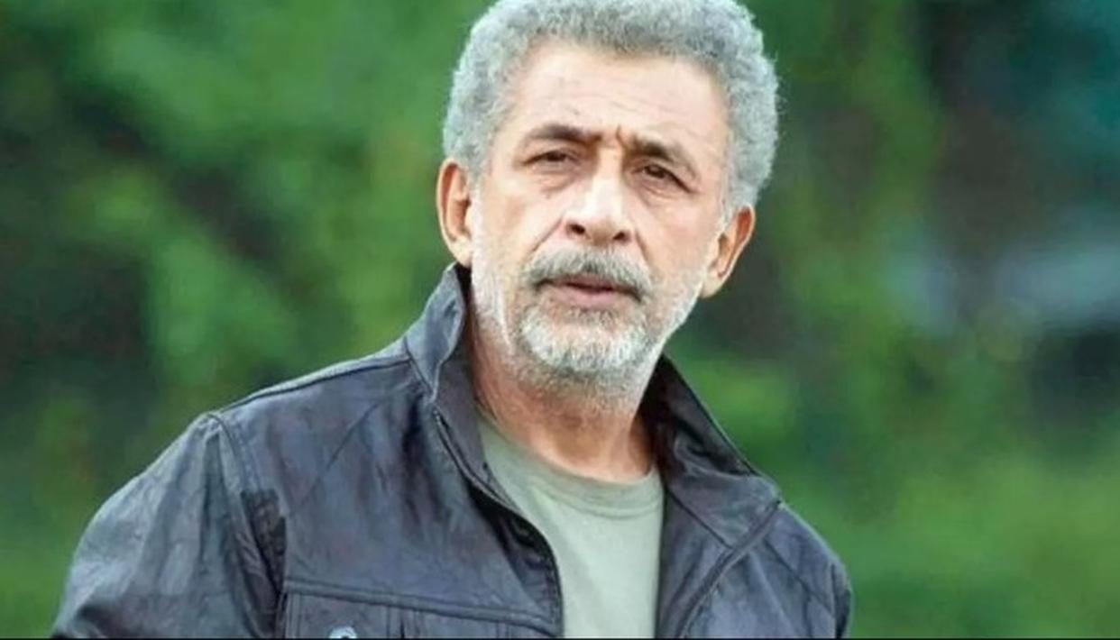 'I FEEL ANXIOUS FOR MY CHILDREN, BECAUSE THEY DON'T HAVE A RELIGION', SAYS ACTOR NASEERUDDIN SHAH OVER MOB-VIOLENCE