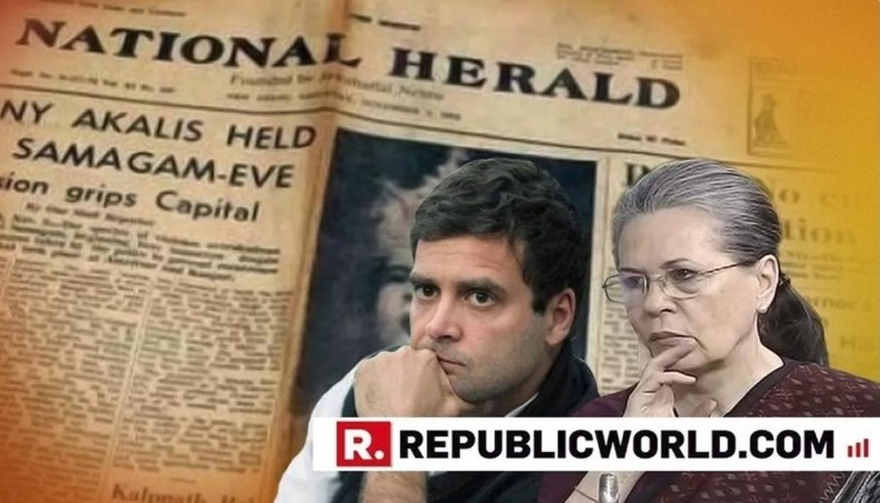 NATIONAL HERALD CASE: DELHI HIGH COURT DISMISSES AJL'S PLEA CHALLENGING EVICTION ORDER, GIVES 2 WEEKS NOTICE TO VACATE PREMISES