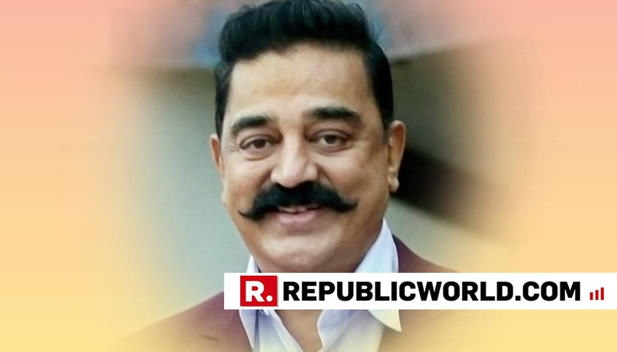 MNM CHIEF KAMAL HAASAN CONFIRMS TO CONTEST IN UPCOMING 2019 ELECTIONS