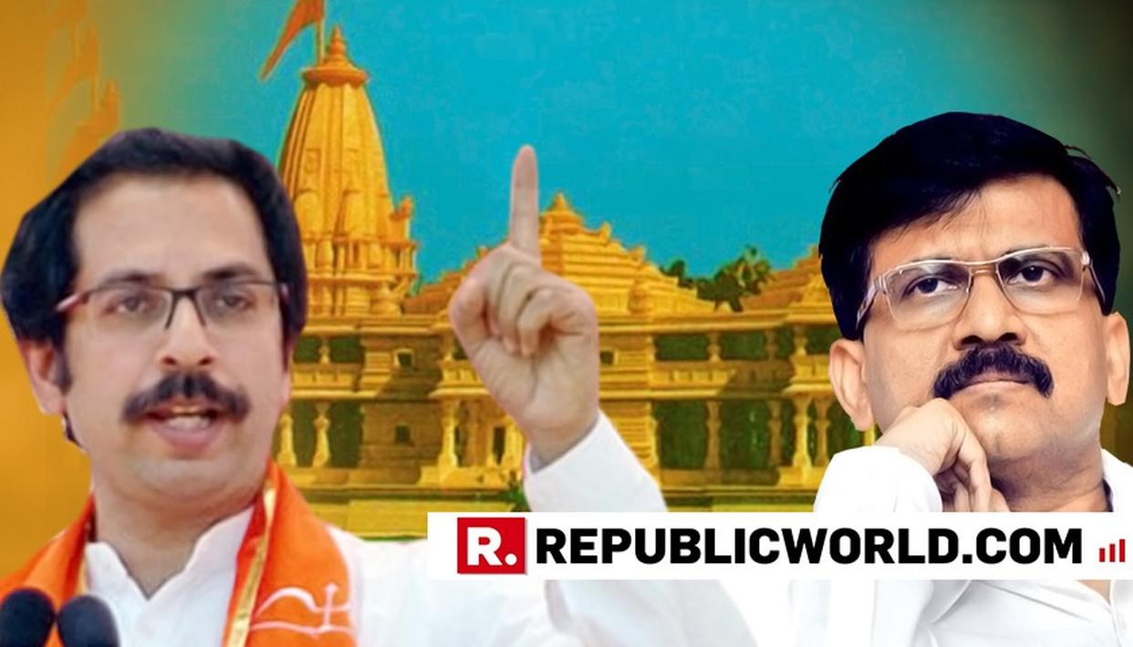 SHIV SENA ISSUES AYODHYA ULTIMATUM TO GOVERNMENT